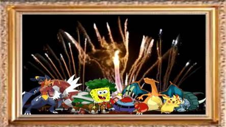 SpongeBob's Hall of Fame by Artapon