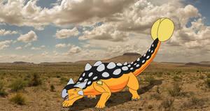(People of the Earth) Ankylosaurus