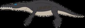 Paleogaps: Short Necked Harbosaurus