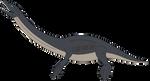 Paleogaps: Long Necked Harbosaurus