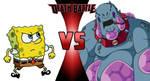 SpongeBob vs Mucilator