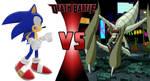 Sonic vs Terroranchula
