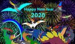 Dino New Year