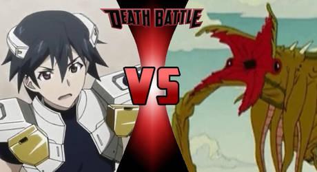 Ichika Orimura vs Crustaceous Rex