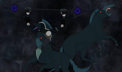 Proboscidipparion Warrior of the Horse