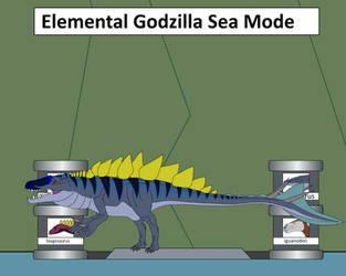 Elemental Hybrid Elemental Godzilla Sea Mode