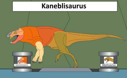 Elemental Hybrid Kaneblisaurus