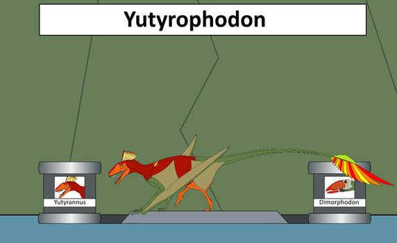 Elemental Hybrid Yutyrophodon