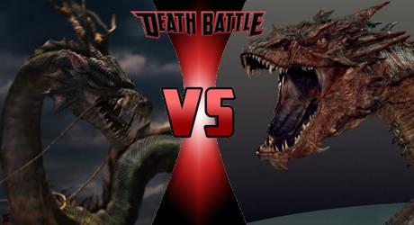 Chinese Dragon vs Smaug