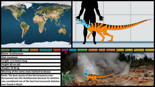 Prehistoric Profile Card: Gnathovorax