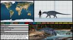 Prehistoric Profile Card: Edmontonia by Artapon