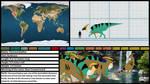 Prehistoric Profile Card: Parasaurolophus by Artapon