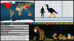 Prehistoric Profile Card: Gastornis by Artapon
