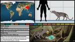 Prehistoric Profile Card: Mesonyx by Artapon
