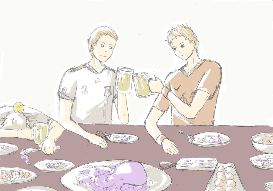 Taberna de June - Página 4 APH__Feast_on_Paul__s_Cousins_by_UsagiAmber
