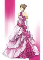 CA: Grand Ball Dress by Usakan