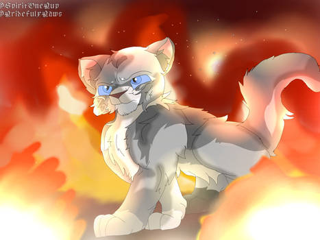 I've always like to play with fire {Ashfur}