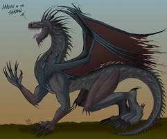 Dragon of the Shadow