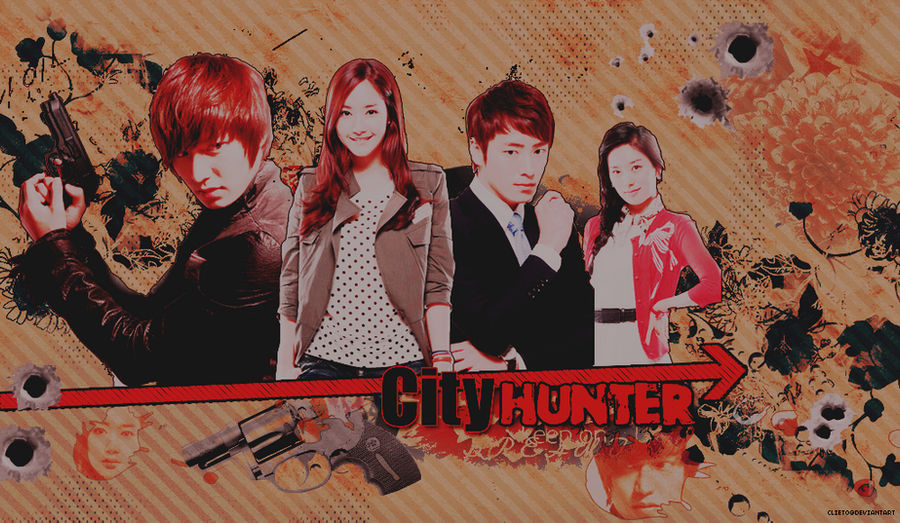 City Hunter Wallpaper By Clieto On Deviantart