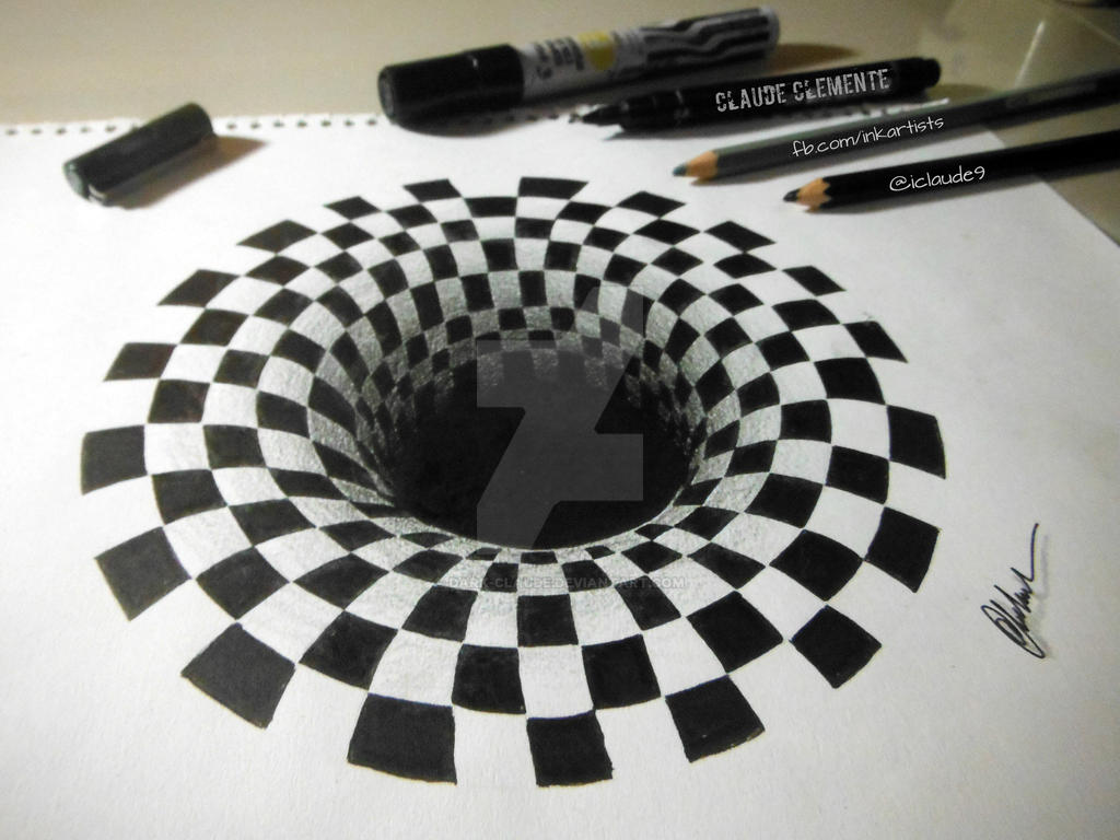 Black Hole by dark-claude on DeviantArt