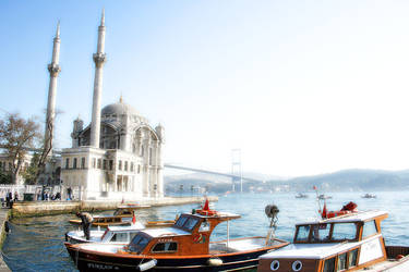 istanbul by MrMamy