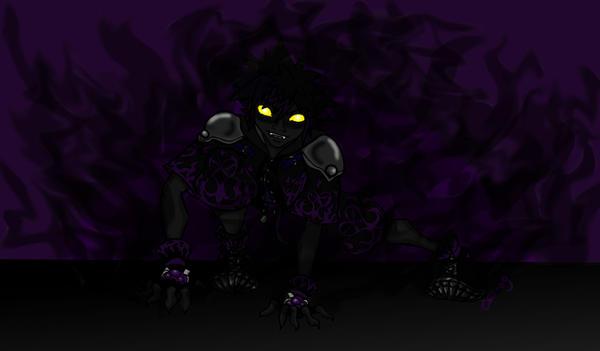 Anti-Sora: Fear of who I am by Silverspegel