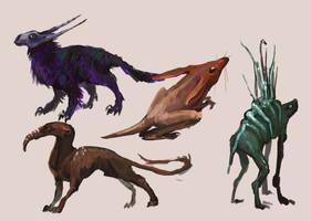 Fun critters