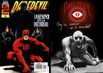 Asesino en la Oscuridad Daredevil Recover