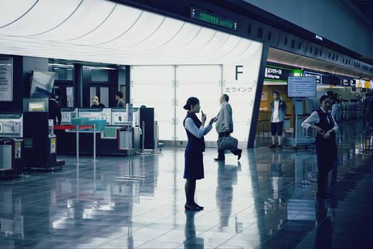 Haneda Airport 07.2019