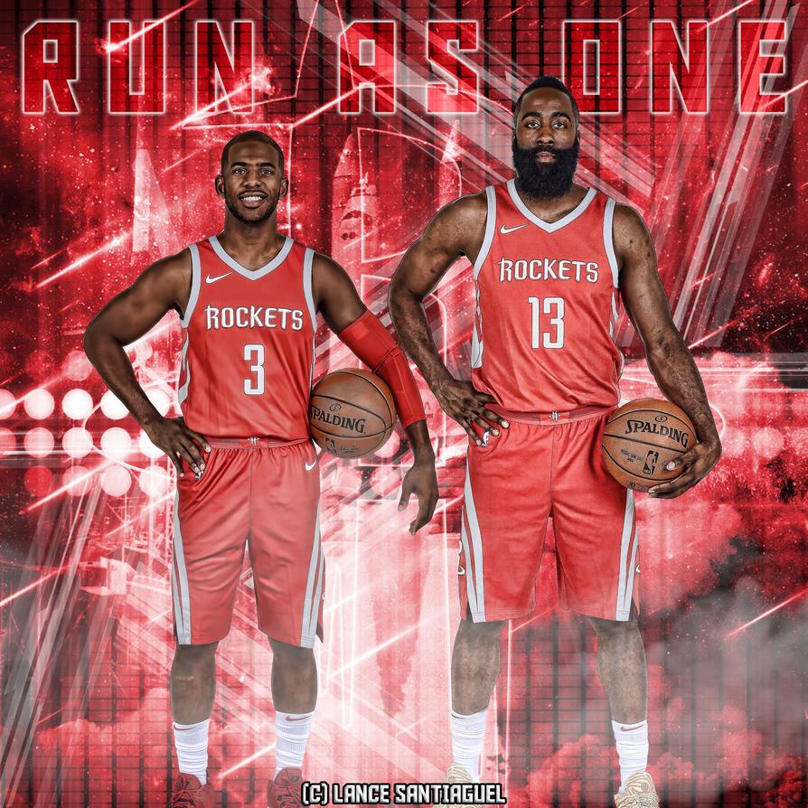 Houston Rockets Record 2018: Run As One (Houston Rockets) By Lancetastic27 On DeviantArt