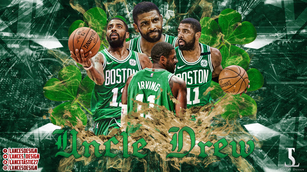 0a2547ca7f9c Kyrie Irving Wallpaper by Lancetastic27 on DeviantArt