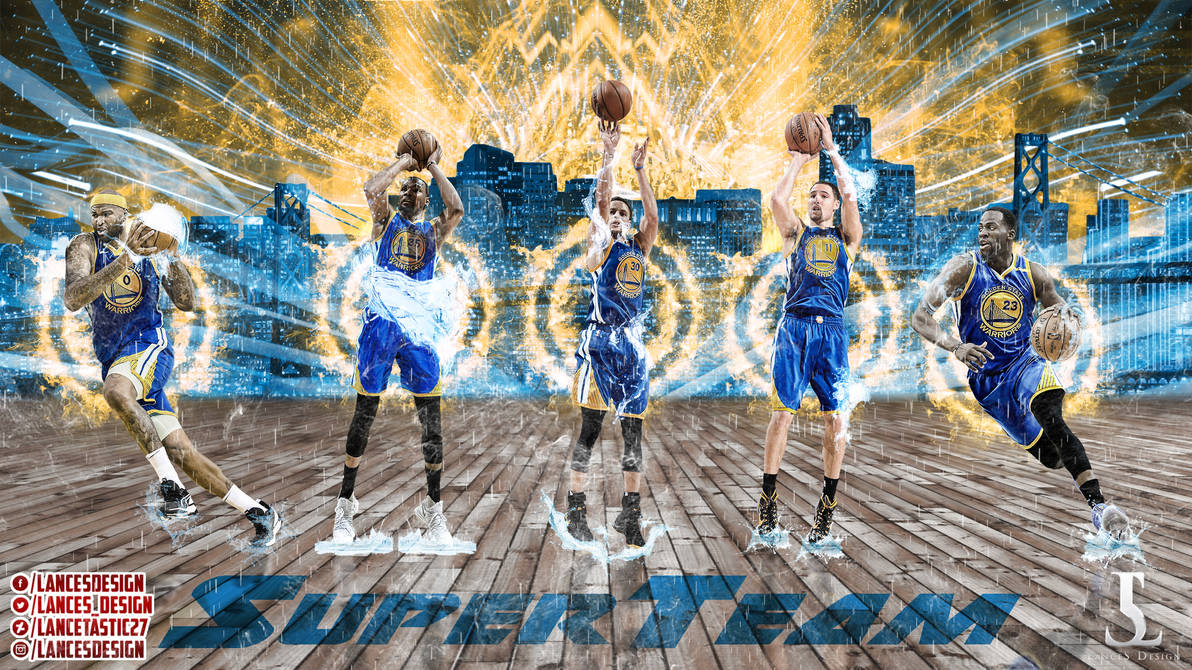 Golden State Warriors Wallpaper by Lancetastic27 ...