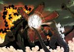 Godzilla VS Biolante V.GARAYANN