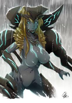 Kaiju Girl : SCUNNER