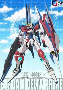 MSN-001SGX GUNDAM DELTA PRIME