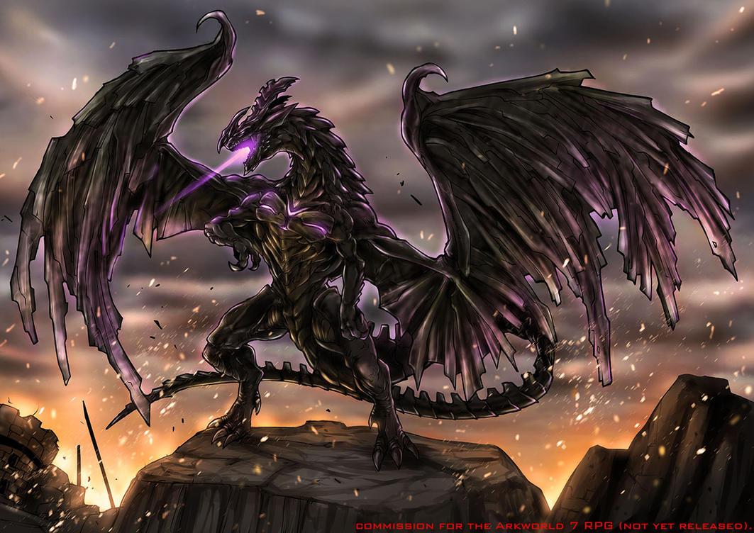 blac dragon
