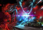 Attack on Shin Godzilla