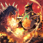 GEO VS DRAGONZORD