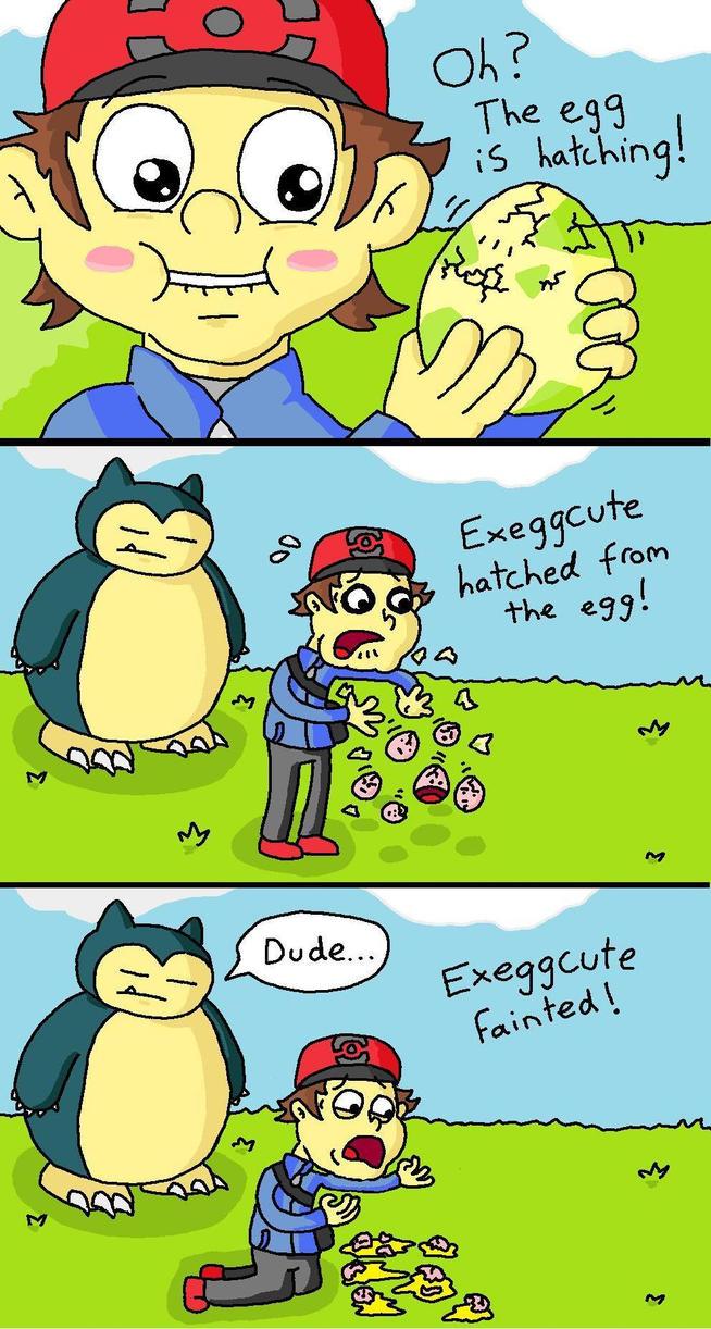 Pokemon egg 2 by doormatt74