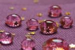 Plum Crystals I