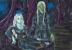 Wraith by Ereschkigal