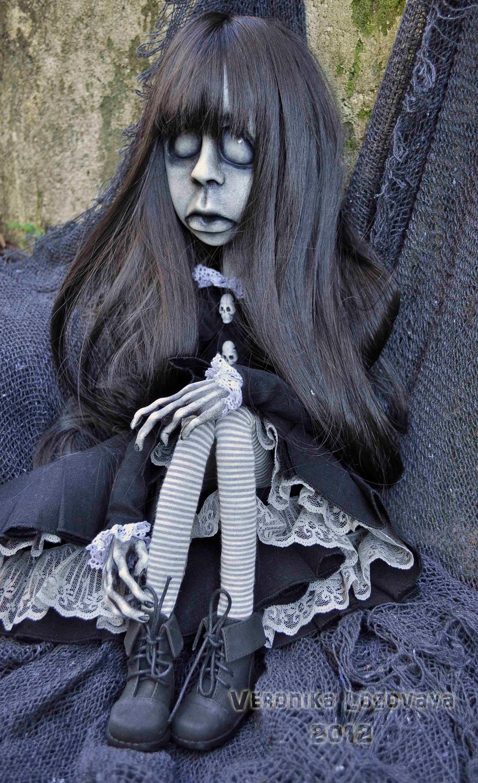 Elza the Possessed Child by VeronikaLozovaya