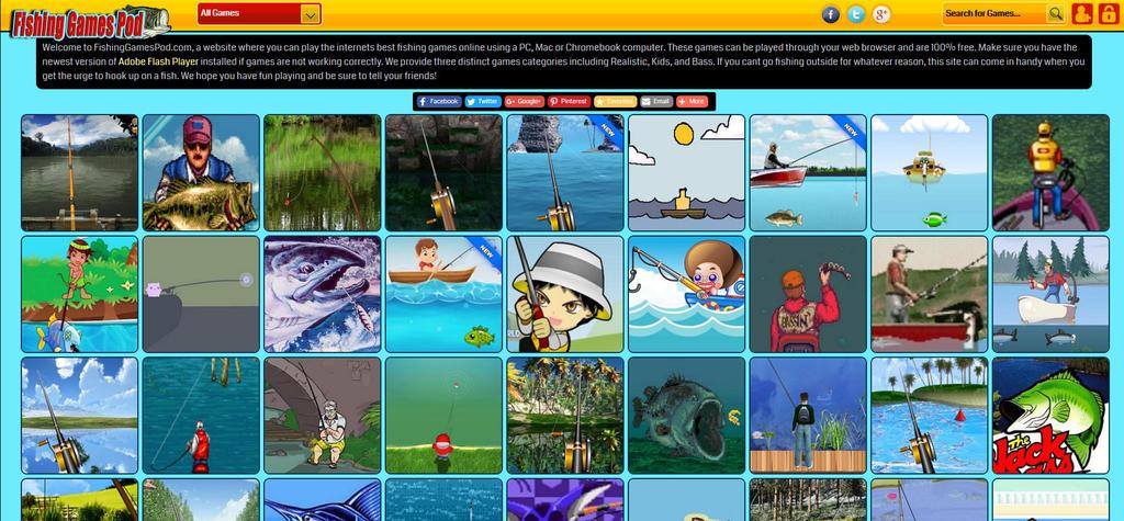 Fishinggamespod chris deviantart for Fishing games 2017