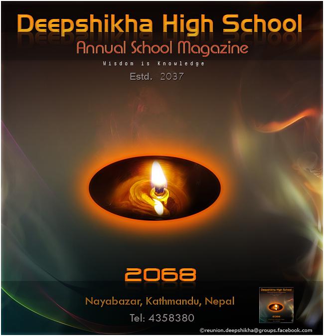 School magazine cover by Maxresh on DeviantArt  School magazine...