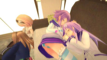 Nep Sleep 3 Peaceful Sleep by LuckyMcCloud