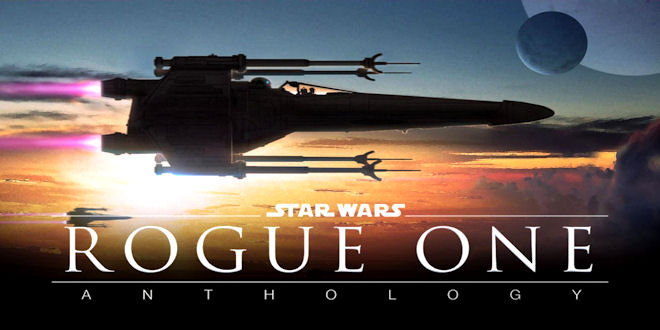 Star Wars Rogue One X-Wing by epicheroes