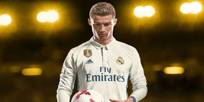 Fifa 18 Video Game Review/Trailer Feat #Ronaldo by epicheroes