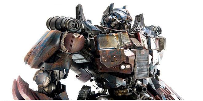 Transformers Action Figure AOA Optimus Prime by epicheroes