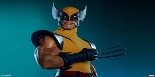 Marvel Wolverine Figure Sideshow Collectibles