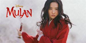 Disney Mulan 2020 Movie Celebrity World Premiere